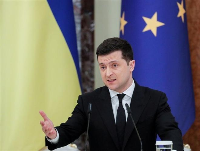 Căng thẳng leo thang, Ukraine tố Nga phớt lờ đề nghị đàm phán - 1