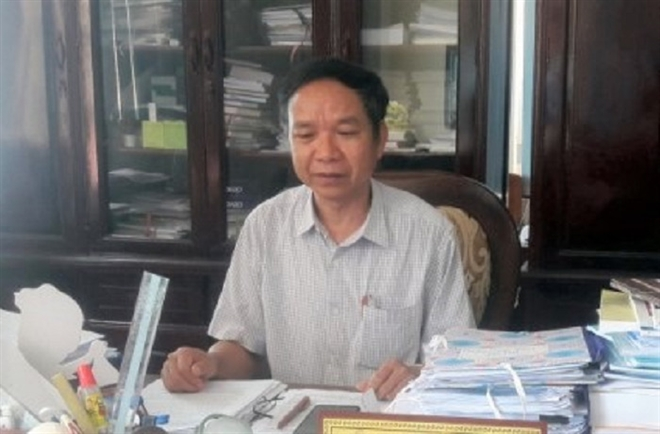 Bắt Phó Chủ tịch thường trực HĐND thị xã Nghi Sơn, Thanh Hóa
