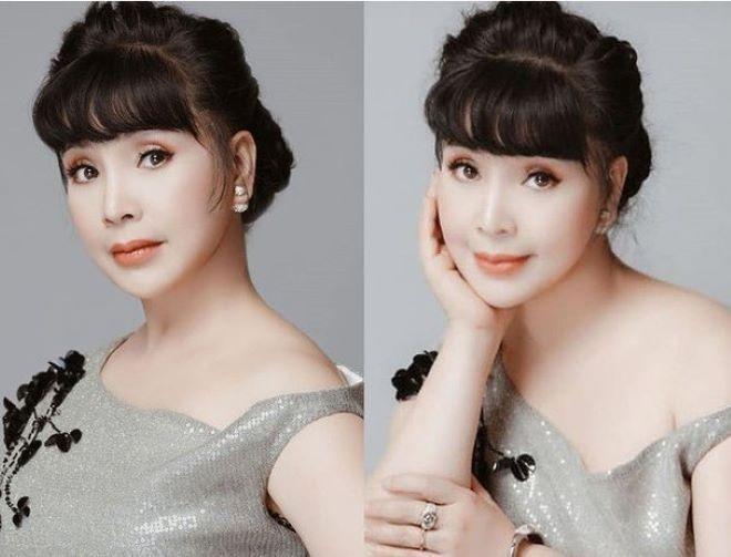 Nhan sắc 'gái đôi mươi' của dàn bà nội, bà ngoại showbiz Việt - 13