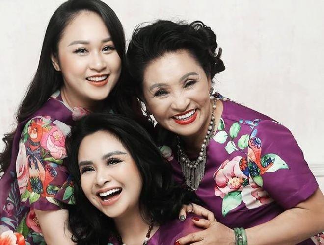 Nhan sắc 'gái đôi mươi' của dàn bà nội, bà ngoại showbiz Việt - 8
