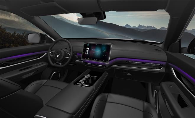 VinFast chọn công nghệ chip Nvidia trên ô tô điện thông minh tự hành - 2
