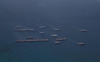 Philippines triệu đại sứ Trung Quốc, yêu cầu rút hết tàu ở đá Ba Đầu