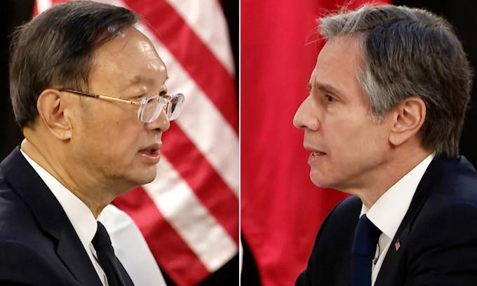 Trung Quốc phát thông điệp ngang hàng với Mỹ