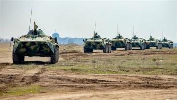 Nga tổ chức tập trận đáp trả đe dọa từ NATO