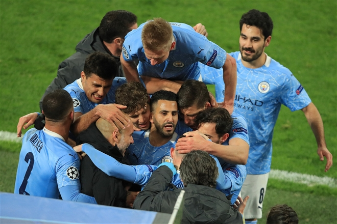 Pep Guardiola trở lại bán kết Champions League sau 5 năm