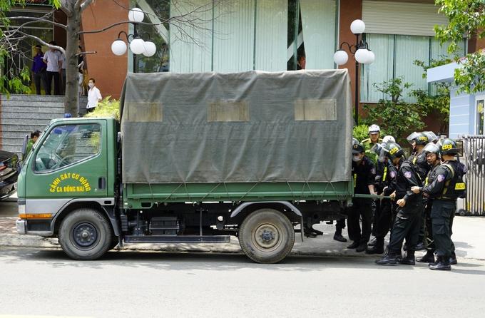 Giám đốc Petrolimex Long An bị bắt