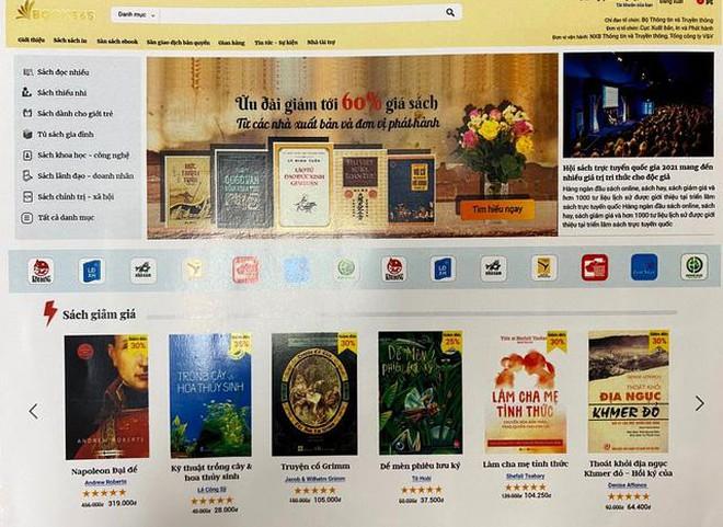 """Hội sách trực tuyến quốc gia 2021: Lan tỏa thông điệp """"Sách cho mọi nhà"""""""