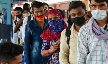 Hơn 200.000 ca Covid-19 trong ngày, Ấn Độ hỗn loạn