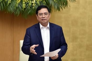 Thủ tướng Phạm Minh Chính: Bảo vệ cán bộ dám nghĩ, dám làm, dám chịu trách nhiệm