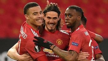 Man Utd mùa thứ hai liên tiếp vào bán kết Europa League
