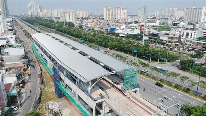 TP.HCM xin gia hạn khoản vay 313 triệu USD của dự án Metro số 2