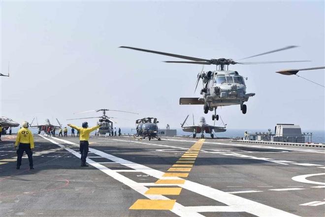 Bộ tứ hợp tác đối phó với 'chiến tranh không tuyên bố' của Trung Quốc - 3