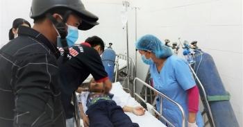 Chơi đồ chơi lạ, hơn 30 học sinh tiểu học Đà Nẵng nhập viện cấp cứu