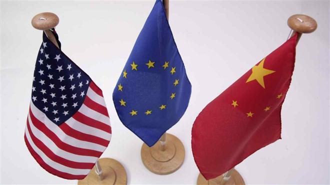 Quan hệ Mỹ với châu Âu khó hòa hợp như xưa vì Trung Quốc? - 1