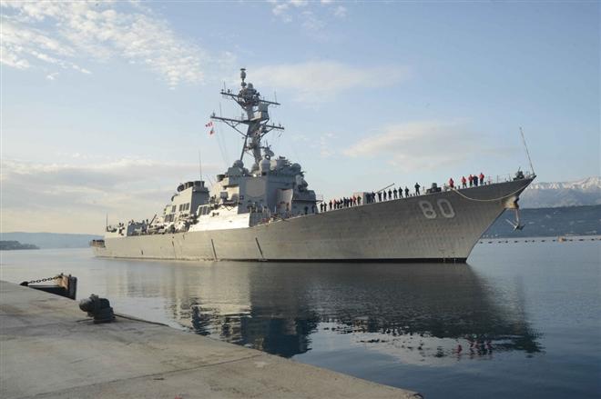 Huỷ kế hoạch đưa tàu chiến đến biển Đen, Mỹ e ngại sức mạnh hải quân Nga? - 1