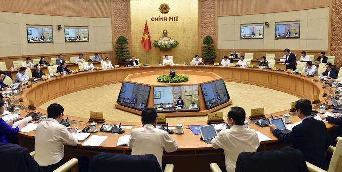 8 nhiệm vụ trọng tâm của Chính phủ sau kiện toàn
