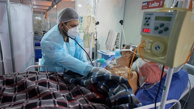Số người chết vì COVID-19 trên toàn cầu vượt 3 triệu