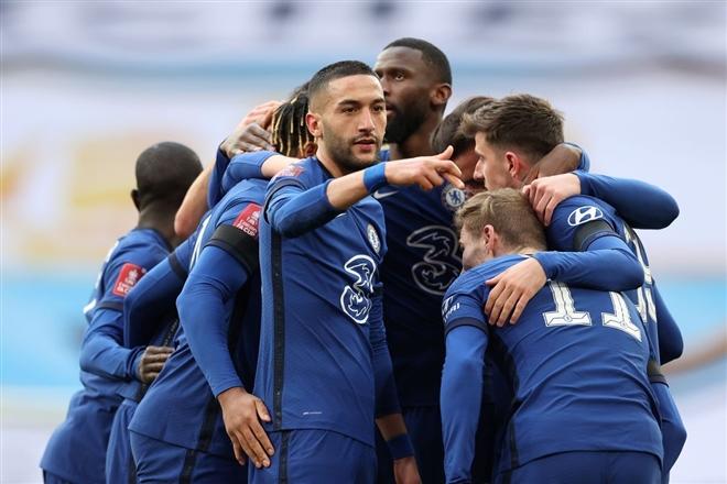 Đánh bại Man City, Chelsea vào chung kết FA Cup
