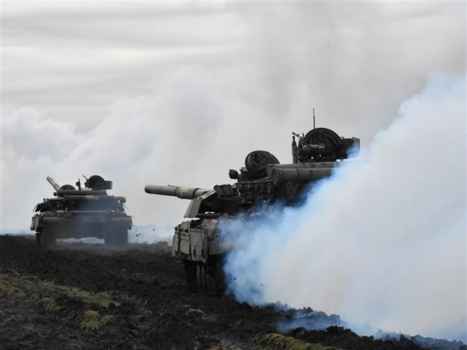 Căng thẳng Nga - Ukraine: Liên tiếp các đòn trừng phạt, đáp trả trong khu vực - 1