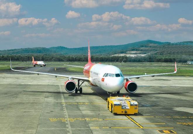 Vietjet tung vé máy bay trọn gói 468.000 đồng