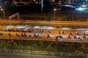 Khởi tố vụ đua xe trên đường dẫn Cao tốc TP.HCM-Long Thành-Dầu Giây