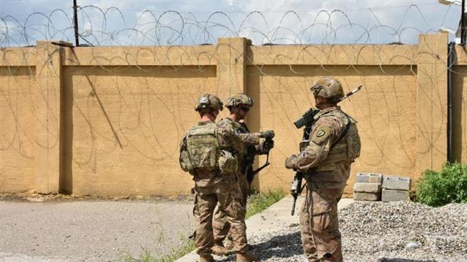 Loạt rocket nã vào căn cứ quân sự Mỹ ở Iraq