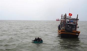 9 ngư dân Quảng Nam mất liên lạc hồi giữa tháng 3 đang bị bắt giữ ở Thái Lan