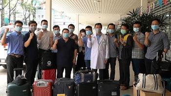 Đội tinh nhuệ Chợ Rẫy chi viện Kiên Giang chặn dịch