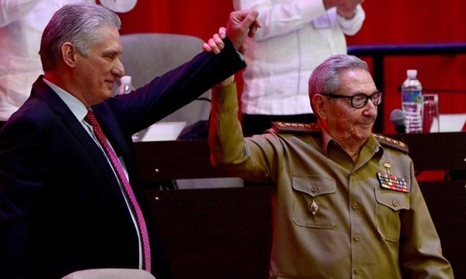 Đảng Cộng sản Cuba có tân lãnh đạo