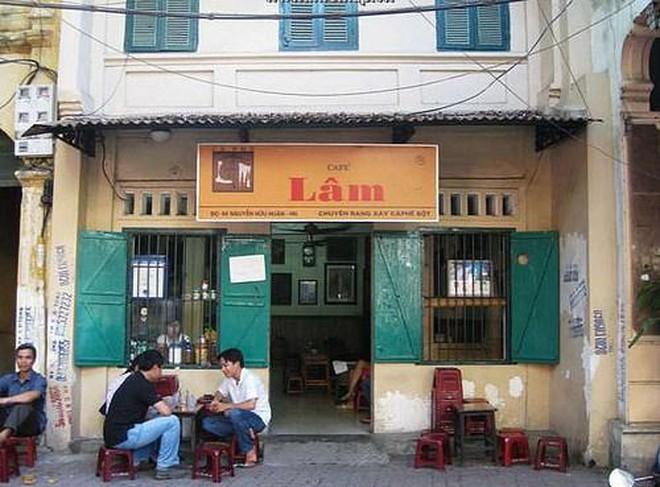 Cà phê Hà Nội thuở ấy