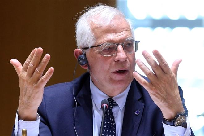 EU tố Nga điều hơn 150.000 quân áp sát biên giới Ukraine