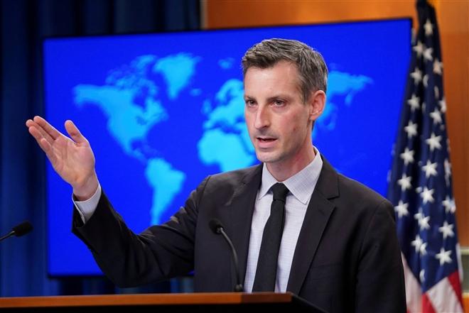 Mỹ lên án gay gắt Nga phong tỏa một phần Biển Đen