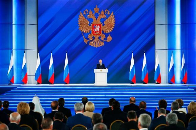 Tổng thống Putin: Nga sẽ bảo vệ lợi ích của mình nếu nước khác từ chối đối thoại - 1