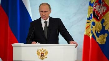 Tổng thống Putin: Nga sẽ bảo vệ lợi ích của mình nếu nước khác từ chối đối thoại