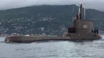 Tàu ngầm Indonesia chở 53 người mất tích sau buổi diễn tập