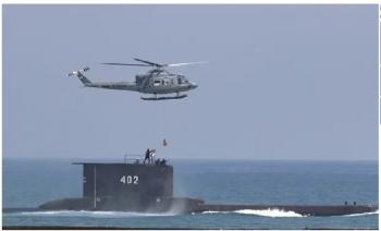 Không còn nhiều hy vọng tìm thấy tàu ngầm Indonesia mất tích
