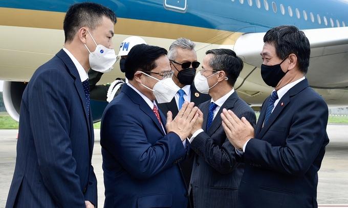 Thủ tướng Phạm Minh Chính dự hội nghị lãnh đạo ASEAN