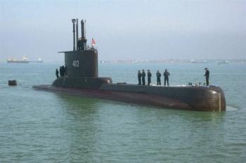 Tàu ngầm Indonesia mất tích có chức năng ẩn mình, rất khó tìm kiếm
