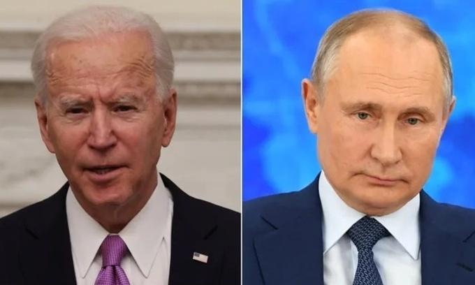 Putin có thể gặp Biden vào tháng 6