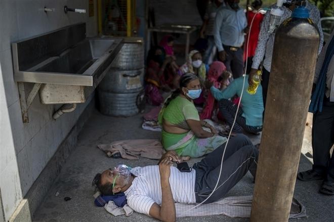 Người Việt giữa cơn 'sóng thần' COVID-19 tại Ấn Độ - 2