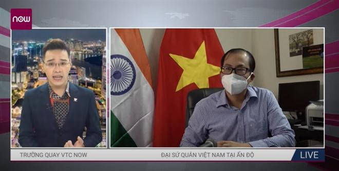 Người Việt giữa cơn 'sóng thần' COVID-19 tại Ấn Độ - 1