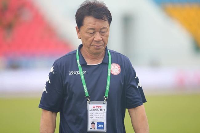 HLV Park Choong-kyun sẽ là thất bại tiếp theo của Hà Nội FC? - 2