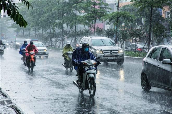 Không khí lạnh tăng cường, Bắc Bộ tiếp tục mưa rất to