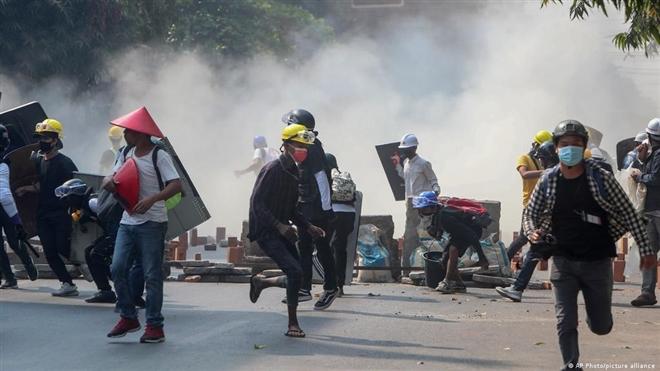 Một người bị bắn chết ở Myanmar sau thoả thuận chấm dứt bạo lực - 1