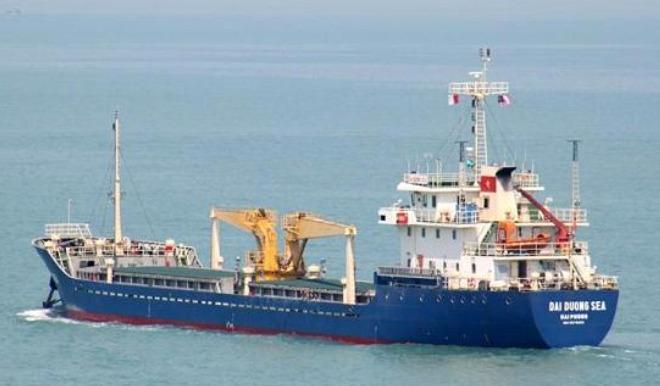 Bà Rịa - Vũng Tàu: 12 thuyền viên tàu Dai Duong Sea dương tính với SARS-CoV-2