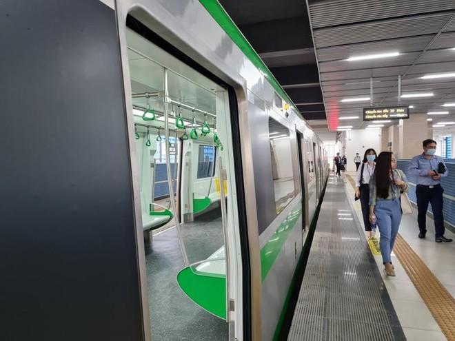 Đường sắt đô thị Cát Linh- Hà Đông sẽ chính thức vận hành thương mại từ 1-5? ảnh 3
