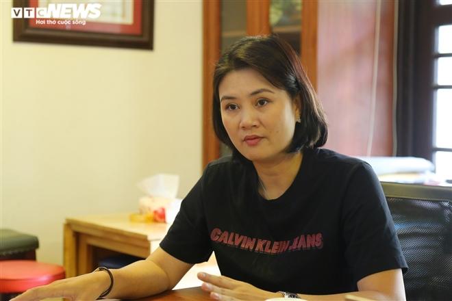 HLV Phạm Kim Huệ: 'Liên đoàn bóng chuyền Việt Nam ép chúng tôi nhận án kỷ luật' - 1