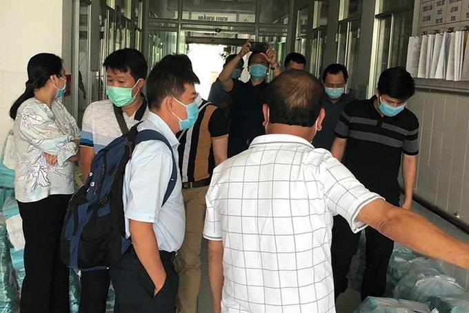 Bệnh viện dã chiến Hà Tiên sắp hoàn thành