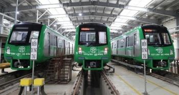 Đường sắt Cát Linh - Hà Đông được cấp chứng nhận an toàn