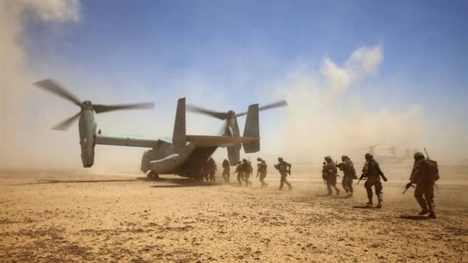 Mỹ định ngày rút hết quân khỏi Afghanistan - 1